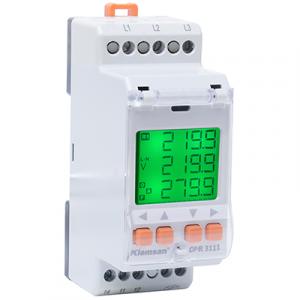 Monitor de Voltaje trifásico